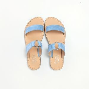 Franco Sarto Katness Leather Sandals